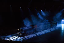 Photograph from 40-45 - lighting design by Luc Peumans