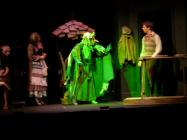 Photograph from Into The Woods - lighting design by Ian Saunders