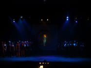 Photograph from Music From The Movies - lighting design by Pete Watts