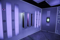 Photograph from Phase One - lighting design by JoeUnderwoodLX