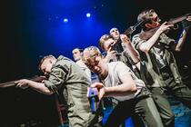 Photograph from Dogfight - lighting design by smcalister125