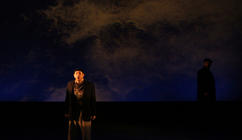 Photograph from RAO Tableaux - lighting design by Jake Wiltshire