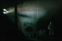 Photograph from Underdrome - lighting design by Katharine Williams
