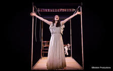 Photograph from Evocation - lighting design by Sherry Coenen