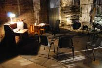 Photograph from Beyond the Pale - lighting design by Edmund Sutton