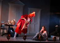 Photograph from La Cenerentola - lighting design by David Totaro