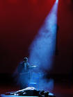 Photograph from Opera Scenes - lighting design by Jake Wiltshire