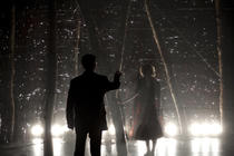 Photograph from Silica - lighting design by Azusa Ono