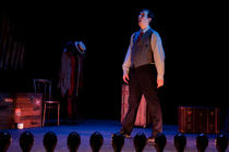 Photograph from George M. Cohan Tonight! - lighting design by Edmund Sutton