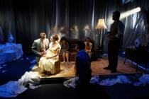 Photograph from Semele - lighting design by Ben Pickersgill