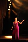 Photograph from Follies - lighting design by Rob Halliday