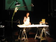 Photograph from Grafting and Budding - lighting design by Marty Langthorne