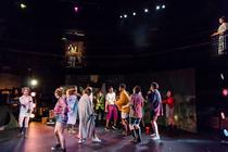 Photograph from A Midsummer Night's Dream - lighting design by jonathanchan004