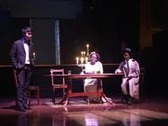 Photograph from AN Inspector Calls - lighting design by jonathanchan004