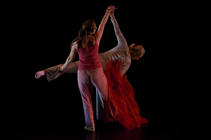 Photograph from Baby (Resolution Dance 2016) - lighting design by George Bach