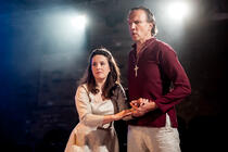 Photograph from I Capuleti e I Montecchi - lighting design by lewis.hannaby