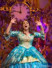 Photograph from Cinderella - lighting design by Sherry Coenen
