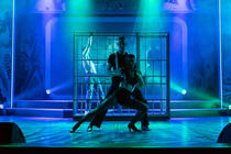 Photograph from Natalie Lowes Dream Lover - lighting design by Little-Leigh