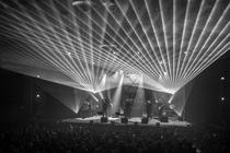 Photograph from The Wall - Live - lighting design by JimmiRichardson