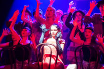Photograph from Chicago The Musical - lighting design by JacobGowler