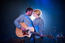 Photograph from Love Song - lighting design by Grant Anderson