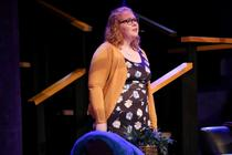 Photograph from NEXT TO NORMAL - lighting design by Wally Eastland