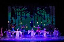 Photograph from White Snow - lighting design by alinpopa