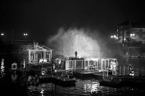 Photograph from Flood (Part 4) - lighting design by Katharine Williams