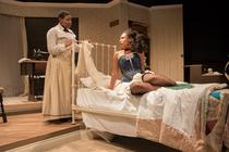 Photograph from Intimate Apparel - lighting design by JacobGowler