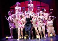 Photograph from Cabaret - lighting design by JamesM