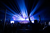 Photograph from Experience 14 - lighting design by grahamrobertslx