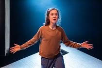 Photograph from The Noises - lighting design by timothykelly