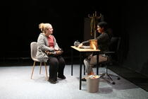 Photograph from Sticks and Stones - lighting design by jonathanchan004