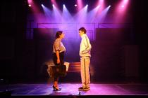 Photograph from Our House - The Musical - lighting design by LeeStoddart