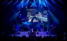 Photograph from Shane Filan - Right Here - lighting design by Rachel Cleary