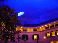 Photograph from J W Marriott - lighting design by Mohamed Ghanem