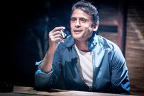 Photograph from See What I Wanna See - lighting design by Martin McLachlan