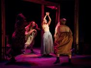 Photograph from Playhouse Creatures - lighting design by James McFetridge