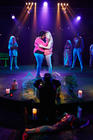 Photograph from Liminal - lighting design by John Castle