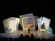 Photograph from The Best Thing II - lighting design by Chris Barham