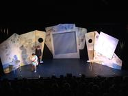 Photograph from The Best Thing - lighting design by Chris Barham