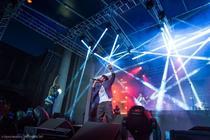 Photograph from Smiley Concert 2015 - lighting design by AndreiPredut