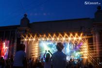 Photograph from Smiley Concert 2016 - lighting design by AndreiPredut