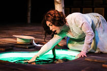 Photograph from Spring Opera Scenes - lighting design by lewis.hannaby