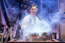 Photograph from Georges Marvellous Medicine UK Tour - lighting design by Jack Weir