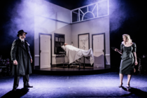 Photograph from City of Angels - lighting design by George Lawton