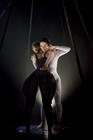 Photograph from The Desire Machine - lighting design by Marty Langthorne