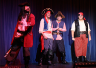 Photograph from Treasure Island - lighting design by HeleneSmithLx