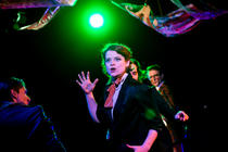 Photograph from Venus and Adonis - lighting design by CatjaHamilton