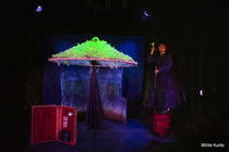 Photograph from Wow! It's Night-Time - lighting design by Sherry Coenen